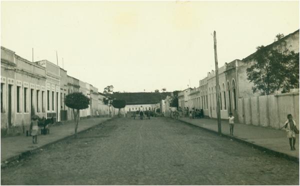 Rua Santos Dumont : Aracoiaba, CE - [19--]