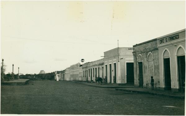 Rua Raimundo de Castro e Silva : Aracoiaba, CE - [19--]