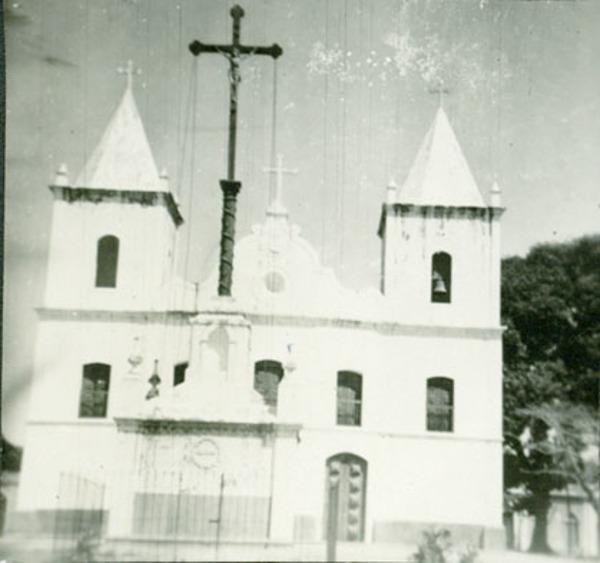 Igreja Matriz de São José de Ribamar : Aquiraz, CE - [19--]