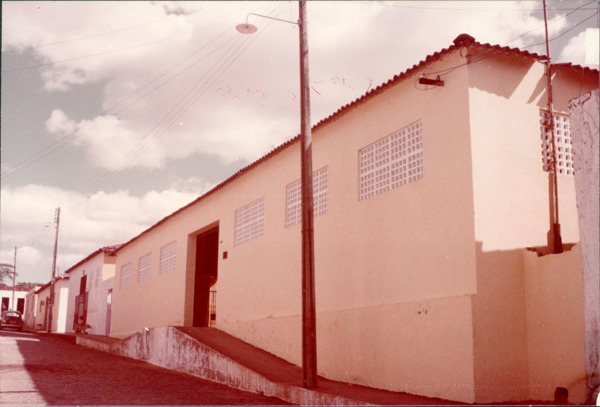 Centro de abastecimento : Cadeia pública : Aratuba, CE - [19--]