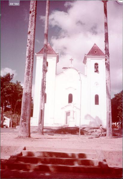 Paróquia São Francisco de Paula : Aratuba, CE - [19--]