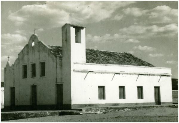 Capela de Santo Antônio de Pádua : Barro, CE - [19--]