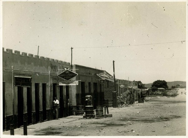 Vista parcial da cidade : Barro, CE - [19--]