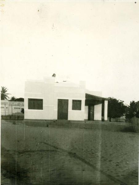 Salão paroquial : Beberibe, CE - [19--]