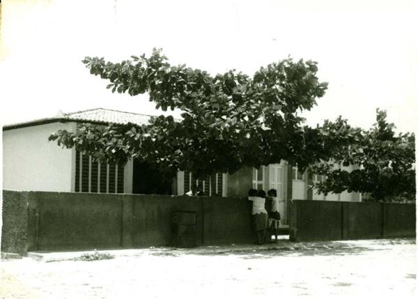 Centro de saúde : Beberibe, CE - [19--]