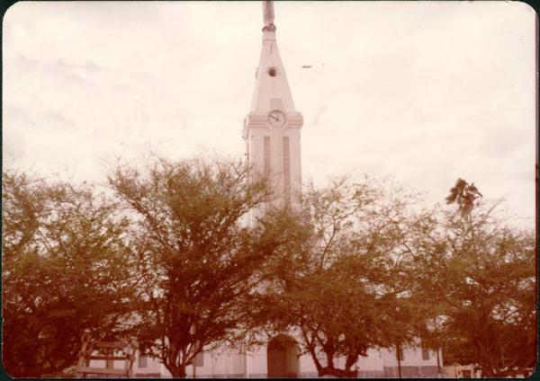 Igreja Matriz de Nossa Senhora da Conceição : Bela Cruz, CE - [19--]