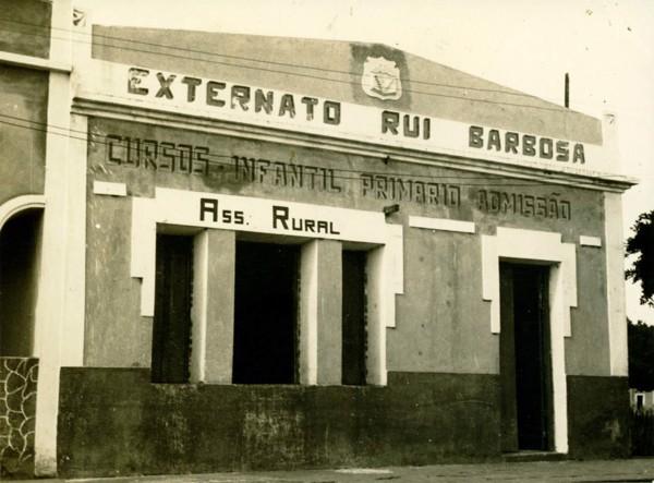 Externato Rui Barbosa : Boa Viagem, CE - [19--]