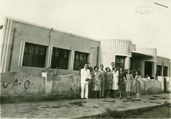 Escolas reunidas : Brejo Santo, CE - 1949
