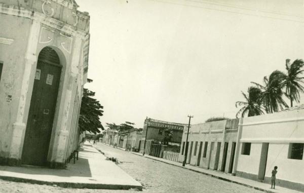 Rua Senador Jaguaribe : Camocim, CE - [19--]