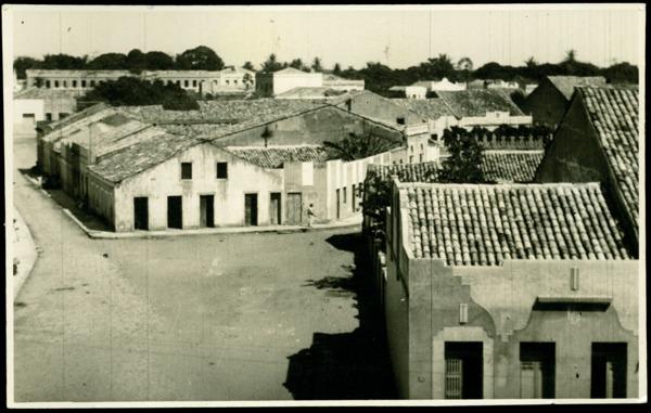 Vista parcial da cidade : Cascavel, CE - [19--]