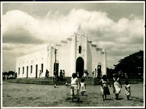 Capela de São Francisco das Chagas : Cascavel, CE - [19--]