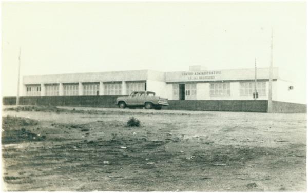 Centro Administrativo Celina Rodrigues : Catarina, CE - [19--]
