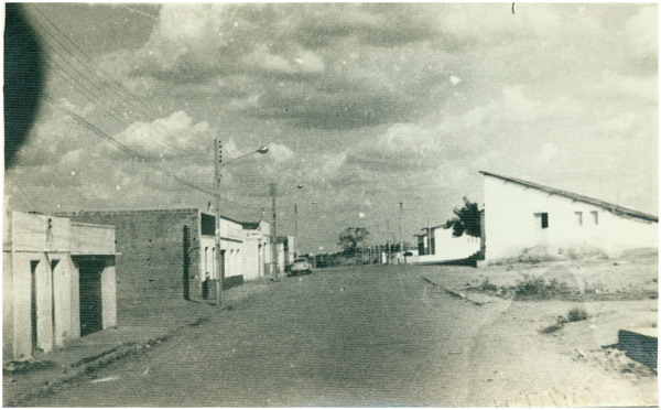 Rua José Ezequiel Domingues : Catarina, CE - [19--]