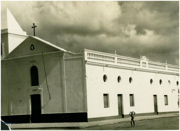 Igreja Matriz de Nossa Senhora da Boa Viagem : Itaiçaba, CE - [19--]