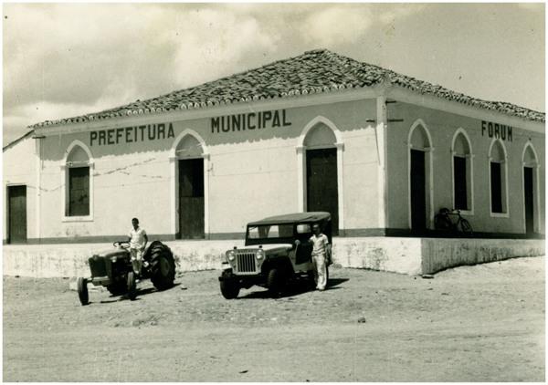 Prefeitura Municipal : Fórum : Itaiçaba, CE - [19--]