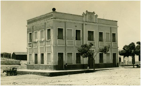 Prefeitura Municipal : Jaguaretama, CE - [19--]