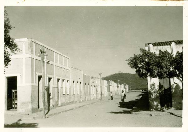 Rua Manoel Martins : Jati, CE - [19--]