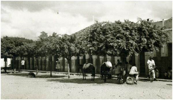 Vista parcial da cidade : Jati, CE - [19--]