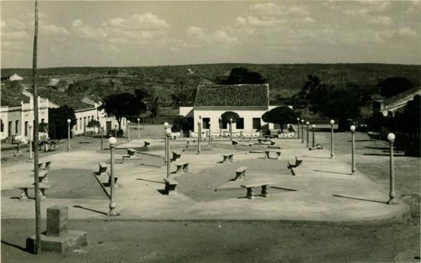 Praça do Comércio : Solonópole, CE - [19--]