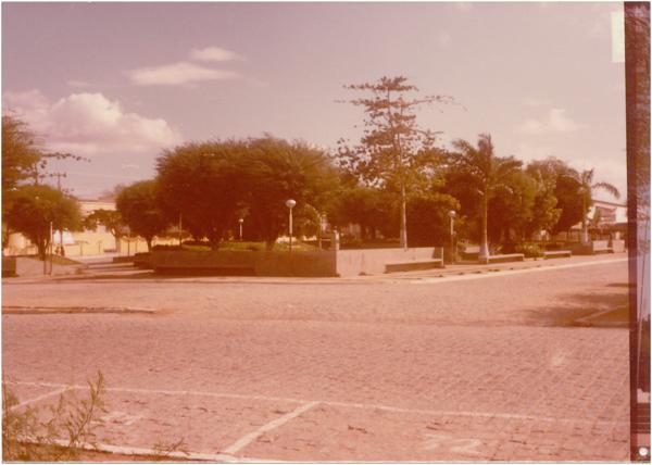 Praça de Santo Antônio : Quixeramobim, CE - [19--]