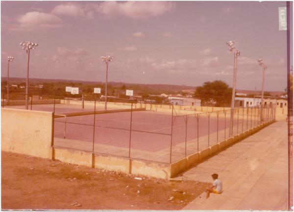 Módulo desportivo : Quixeramobim, CE - [19--]
