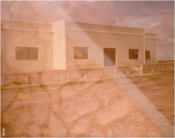 Centro comunitário : Paramoti, CE - 1984