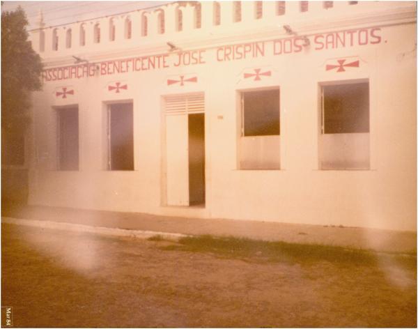 Associação Beneficente José Crispin dos Santos : Paramoti, CE - 1984