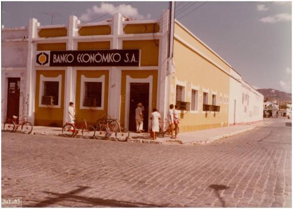 Banco Econômico S.A. : Senador Pompeu, CE - 1983