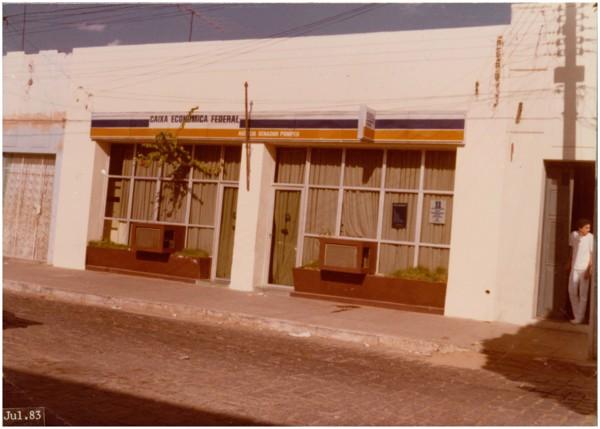Caixa Econômica Federal : Senador Pompeu, CE - 1983
