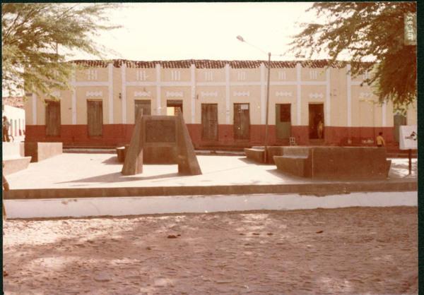 Mercado público : Pacujá, CE - 1983