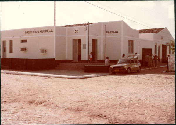 Prefeitura Municipal : Pacujá, CE - 1983