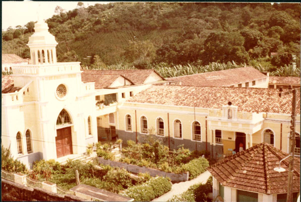 Patronato Imaculada Conceição : igreja : Pacoti, CE - 1983