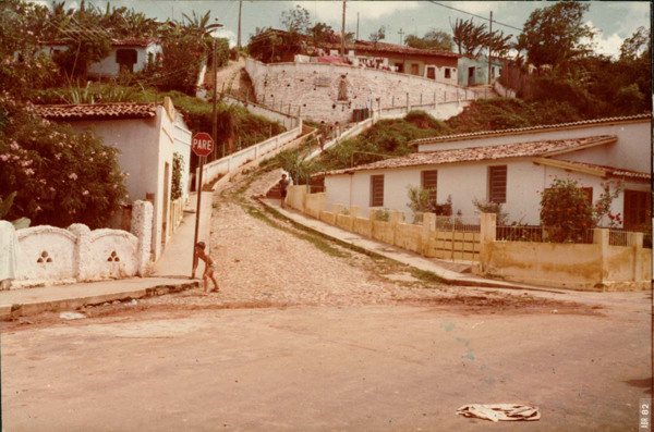 Morro Nossa Senhora de Fátima : Pacoti, CE - 1983