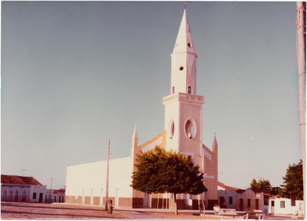 Igreja Matriz de Nossa Senhora da Conceição : Palhano, CE - [19--]