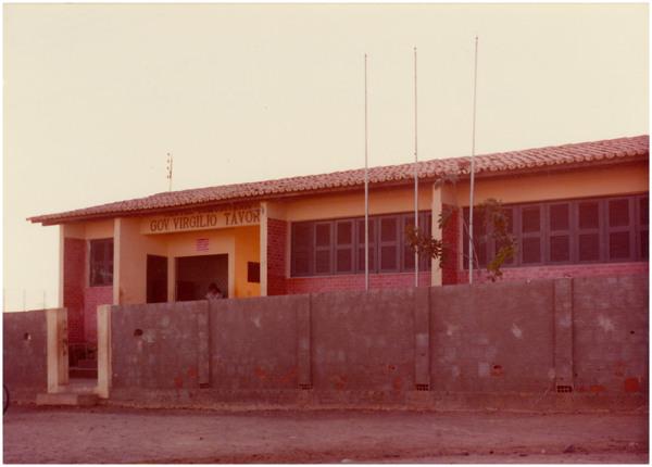 Centro Comunitário Gov. Virgílio Távora : Palhano, CE - [19--]