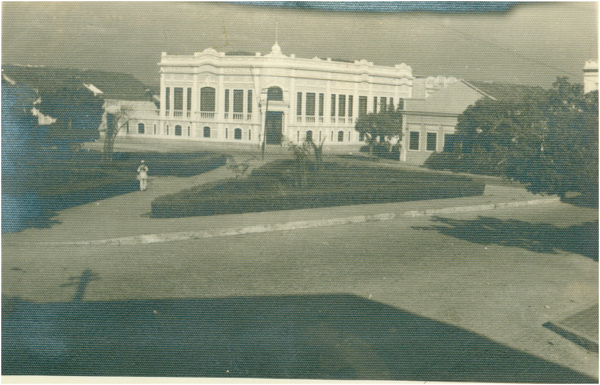 Praça da Criança : Palace Clube Sobralense : Sobral (CE) - [19--]