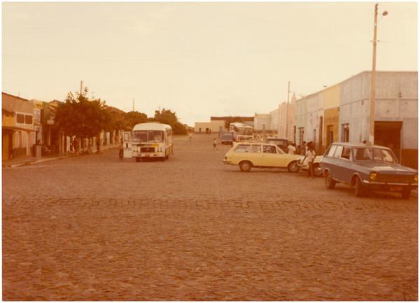 Rua Santa Terezinha : Parambu, CE - [19--]