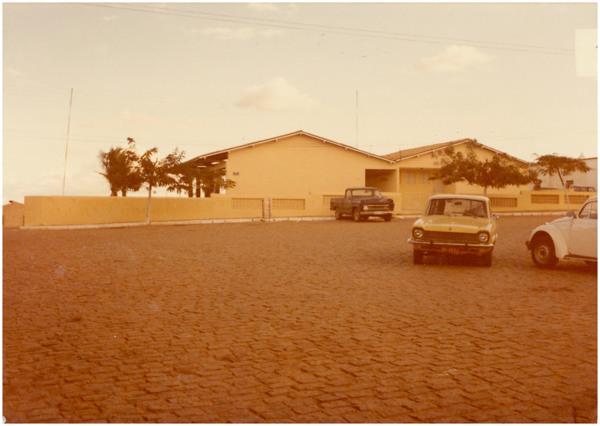 Centro comunitário : Parambu, CE - 1983