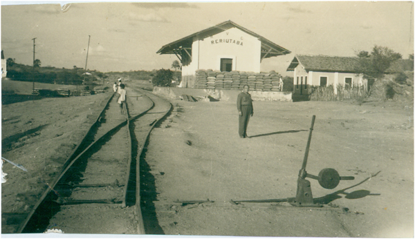Estação da RVC : Reriutaba, CE - [19--]