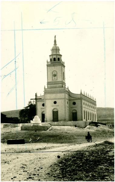 Igreja Matriz de Nossa Senhora de Sant'Ana : Santana do Cariri, CE - [19--]