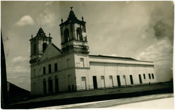 Igreja Matriz de Santo Anastácio : Tamboril, CE - [19--]