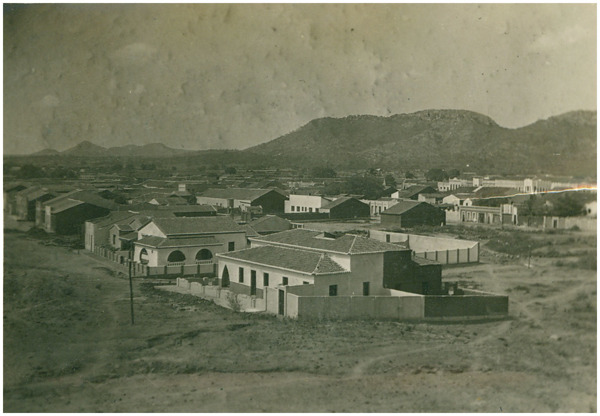 Vista panorâmica da cidade : Tauá, CE - [19--]