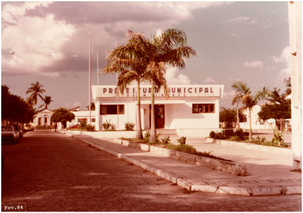 Prefeitura Municipal : Milagres, CE - 1984