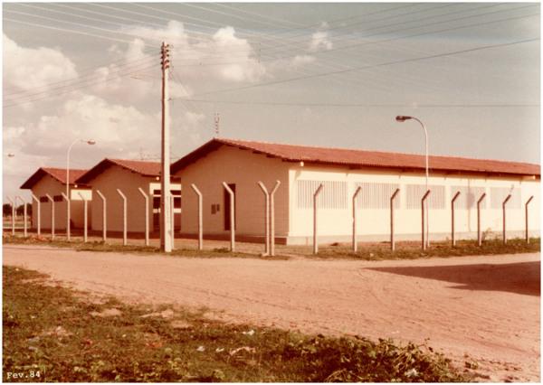 Centro Social Urbano : Milagres, CE - 1984