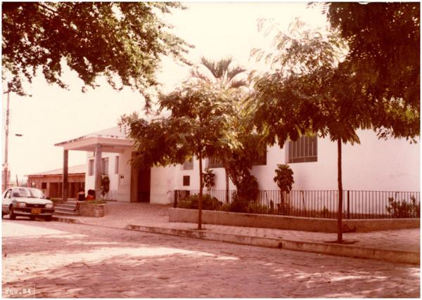 Casa de Saúde Nossa Senhora dos Milagres : Milagres, CE - 1984