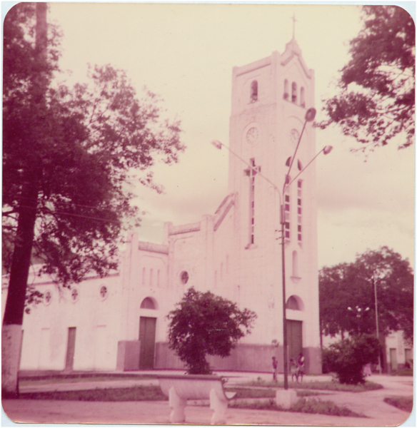 Igreja Matriz de São João Batista : Uruburetama, CE - [19--]