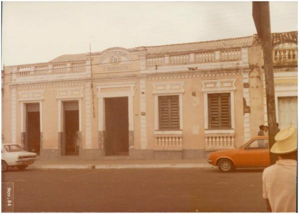 Prefeitura Municipal : São Benedito, CE - 1984