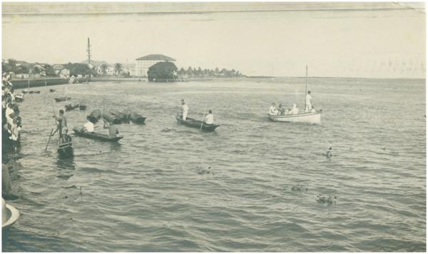 Rio São Mateus : Conceição da Barra, ES - [19--]