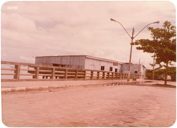 Av. Beira Rio : Bar e Restaurante Pontilhão : Conceição da Barra, ES - 1983