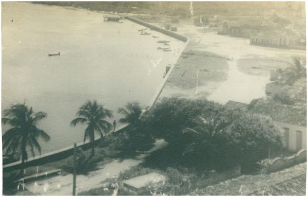Cais : Rio São Mateus : Conceição da Barra, ES - [19--]